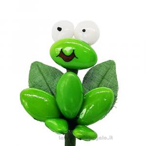Ranocchio verde Allegra Fattoria Fiori di Confetti William Di Carlo Sulmona - Italy