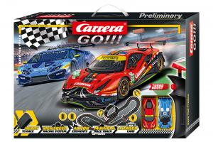 CARRERA GO!!! RACE THE TRACK 20062526