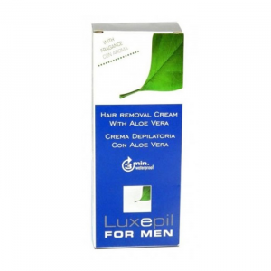 Luxepil For Men Crema Depilatoria Classica + Spatola 150ml