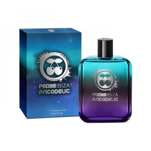 Pacha Ibiza Psicodelic Eau de Toilette Spray 100ml