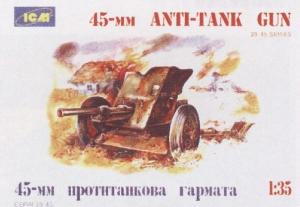 45-MM ANTI-TANK GUN