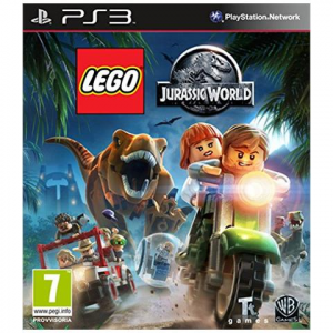 Ps3: Lego Jurassic World