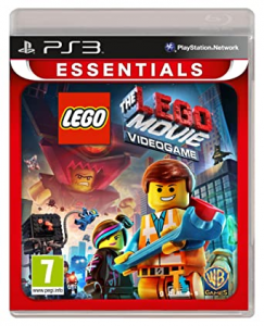 Ps3: Essentials Lego Movie Videogame