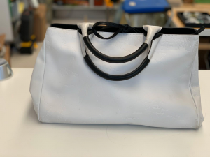 Bag Before Class Martini White Handles Black (only)