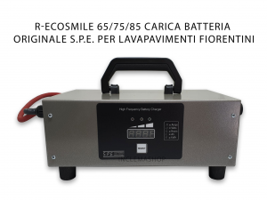 R-ECOSMILE 65/75/85 Battery Charger S.P.E. ORIGINALE  for scrubber dryer FIORENTINI