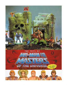 Libro: THE TOYS OF HE-MAN AND THE MASTERS OF THE UNIVERSE *English Ver.*  by Dark Horse