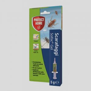 PROTECT HOME Scarafaggi Solfac Gel 5g