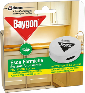 BAYGON Esca Formiche Protezione Cucina