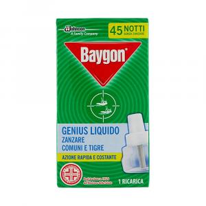 BAYGON Genius Liquido Ricarica 27ml