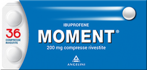 Moment 36 compresse Rivestite Ibuprofene-200Mg