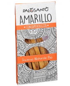 Legno di Palo Santo Bio Amarillo Consapevolezza