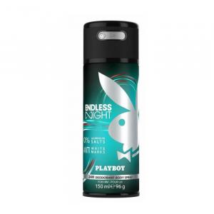 Playboy Endless Night Deodorante Spray 150ml