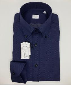 Camicia Xacus, cotone fantasia