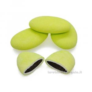 Confetti verdi Fondente Extra al cioccolato 500gr/1Kg William Di Carlo Sulmona - Italy