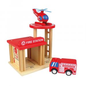 Stazione dei Pompieri Qpack Udeas