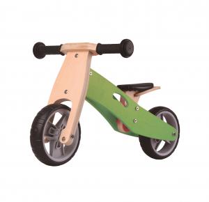 Udeas Bici senza pedali cavalcabile 2 in 1 Varoom Minibike Verde