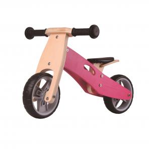 Udeas Bici senza pedali cavalcabile 2 in 1 Varoom Minibike Rosa