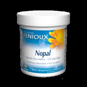 Fenioux Nopal 250 Mg 200 Caps