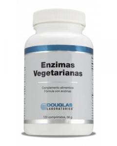 Douglas Enzimas Vegetarianas 120 Comp