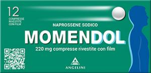 Momendol 220 mg - 12compresse