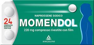 Momendol 220 mg -24 Compresse