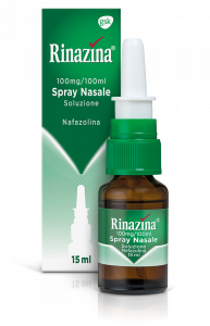 Rinazina Spray Nasale 100 mg/100 ml - 15 ml
