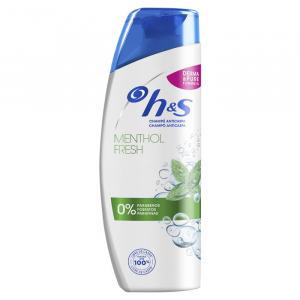 Head And Shoulders Menthol Fresh Shampoo 270ml