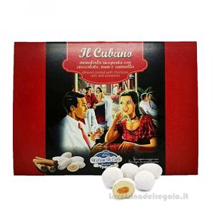 Confetti Il Cubano Confetti alla mandorla, rum e cannella 500gr William Di Carlo Sulmona - Italy
