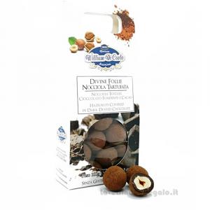 Confetti Divine Follie con nocciole tartufate 100 gr William Di Carlo Sulmona - Italy