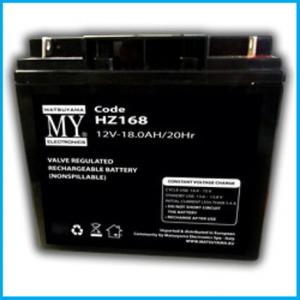 Batteria al piombo 12V 18Ah