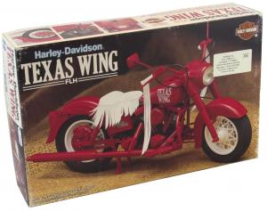 Harley-Davidson Texas Wing Kit 1/12 scale