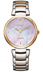 Citizen Lady L collection, quadrante madreperla rosa