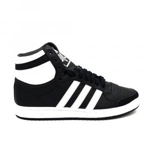 Adidas Top 10 HI Black White da Uomo