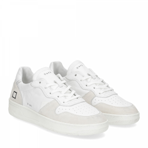 D.A.T.E. Court calf white vintage