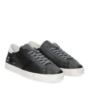 D.A.T.E. Hill low calf black