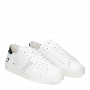 D.A.T.E. Hill low calf white black