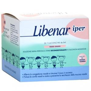 Libenar Iper Soluzione 30 Flaconcini 5ml