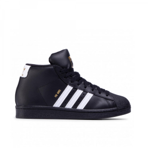 Adidas Pro Model GS Black White Unisex
