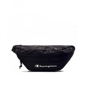 Champion Marsupio con doppia zip Black Unisex