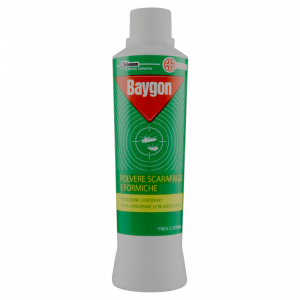 BAYGON Polvere Scarafaggi e Formiche 250g