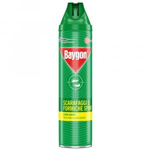 BAYGON Scarafaggi e Formiche Spray 400ml
