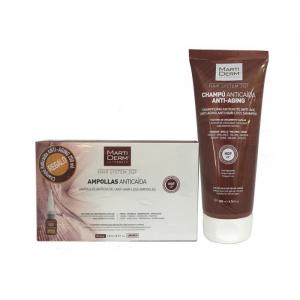 Martiderm Anti Hair Loss Ampoules 28 Units Set 2 Parti 2020