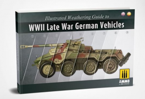 WWII LATE GERMAN VEHICLES