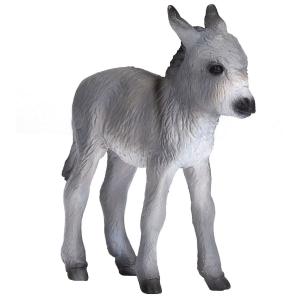 Statuina Animal Planet Cucciolo d'asino