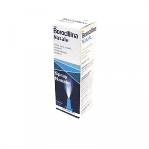 NeoBorocillina Nasale 0.05% Spray - 15 ml