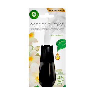 Air-Wick Essential Mist Ambientador Recambio White Bouquet 20ml