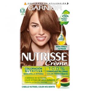 Garnier Tinte Pelo Nutrisse 6,35 Rubio Marron