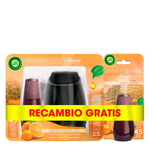 Air-Wick Amb Airwick Essen Mist Apa Citrus 2 Recambios