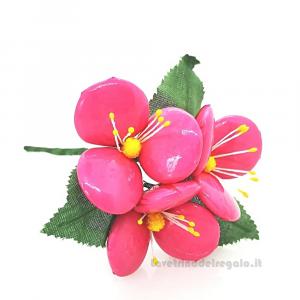 Mazzolino bouganville rosa Fiore di Confetti William Di Carlo - Sulmona - Italy