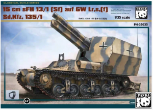 15 cm sFH 13/1(Sf) auf GW Lr.s.(f)